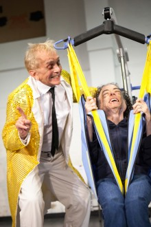 A behind the scenes look at Liz Carr's 'Assisted Suicide the Musical'