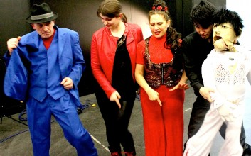 Signdance Collective International, Bad Elvis with Iris Theatre