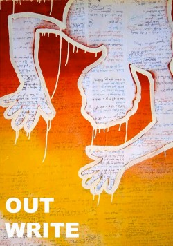 OUT WRITE poetry anthology by Norwich Pride writing group