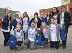 News: Zinc Arts' Kindness Flashmob bring smiles to Southend