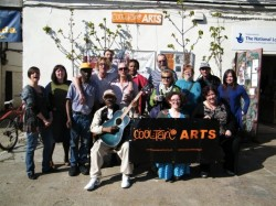 News: CoolTan Arts shortlisted for Guardian Charity Awards from 1300 entrants