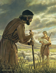The Farmer and The Shepherd