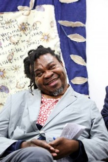 Yinka Shonibare helps Disabled Artists get into Shape this Christmas